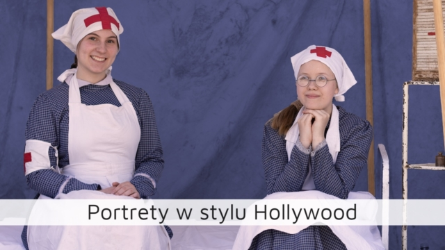 Portrety w stylu Hollywood