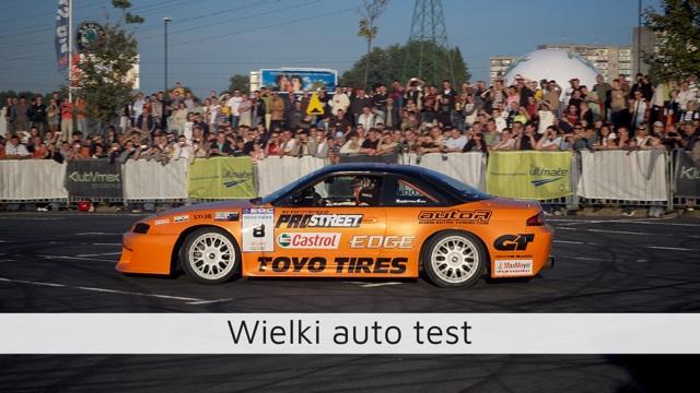 Wielki auto test